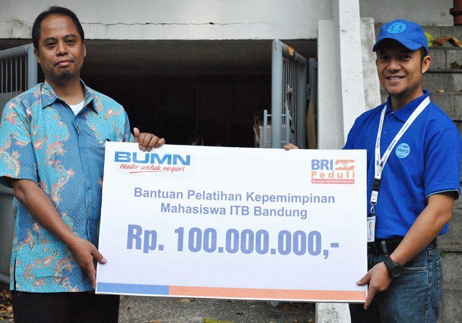 Bantuan Pelatihan Keterampilan Mahasiswa ITB Bandung